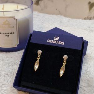 BNIB Swarovski Earrings